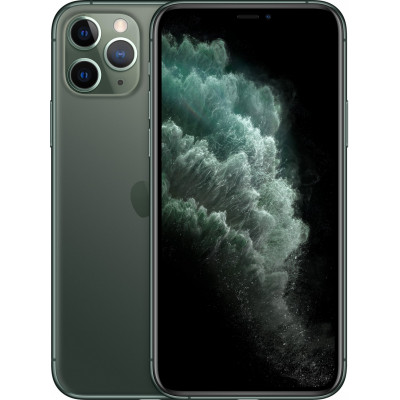 Apple  iPhone 11 Pro Max 512Gb Midnight Green (Темно-зеленый)