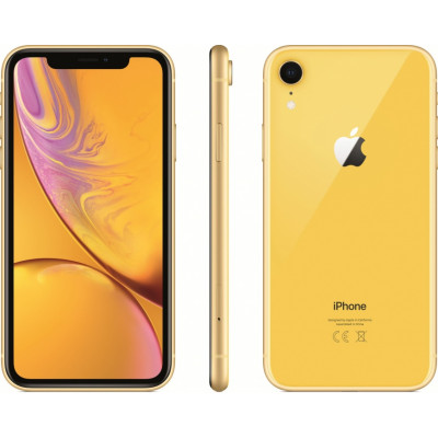 Apple iPhone XR 128Gb Yellow (Жёлтый)