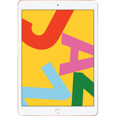 Apple iPad 10.2'' 128Gb Wi-Fi + 4G Gold